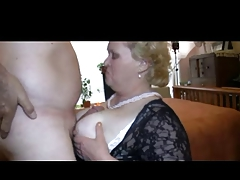 Granny Likes to Play roughly Cock..