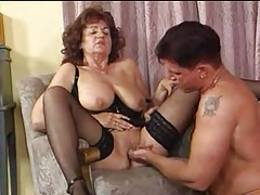 Sexy grannies in stockings fucking and working huge cocks– tons of exclusive content here!