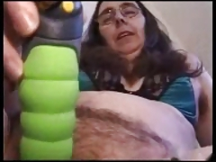 Hot hairy old ladies enjoying their fucking holes well drilled with huge fat cocks!
