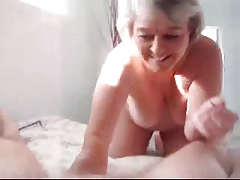 Adorable Mature Wife