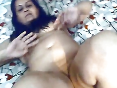 Mature indian floozie with me in..