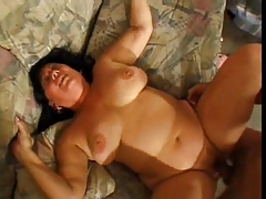 Hairy aged call-girl pest fucked