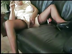 Granny in Panties - Session Voyeur