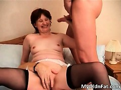 Brunette MILF slut with sexy body..