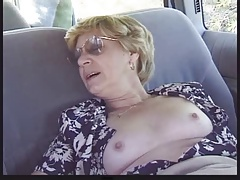 Blonde Granny Patrica Gets Fucked..