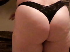 57 year old PAWG GILF Stuffed Ass..