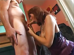 Redhead GILF Desi Foxx Think the..