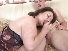 Mature mom added to wife seduces..