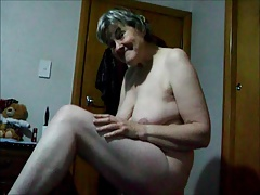 granny nude effectuation less her..