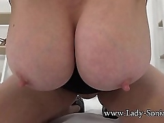 Busty granny wants you to jerk..