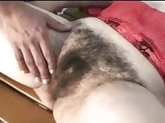Extremely Hairy Granny Obtain a..