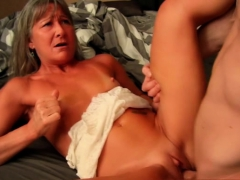 Hot milf coitus coupled with..