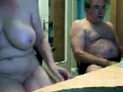 Old Couple heavens Webcam
