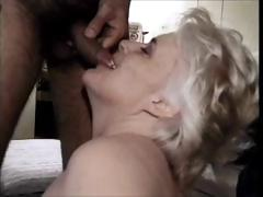 70 yo blonde granny pacify..