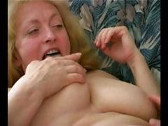 Granny Likes Cum And Cumming