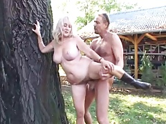 kirmess granny is carnal fucked..