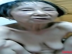 Lay Asian Granny 80 years old
