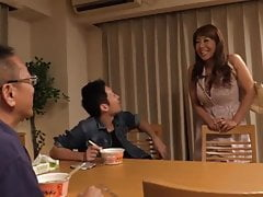 Japanese Mature Mommy Gets Fucked..