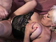 Horny Grannies Love To Fianc� 04