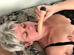 Mature Lass Orgasming Space fully..